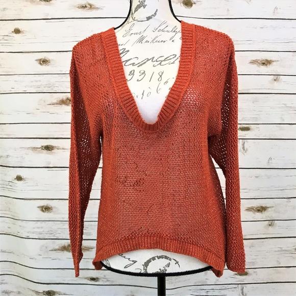 Michele BohBot Sweater Crochet Sweater Vintage Crochet, VINTAGE Bisou Bisou Crochet Cardigan Purple Vintage Sweater Vintage Cardigan